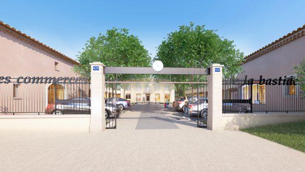 Les Commerces de la Bastide ont ouvert à Puyricard