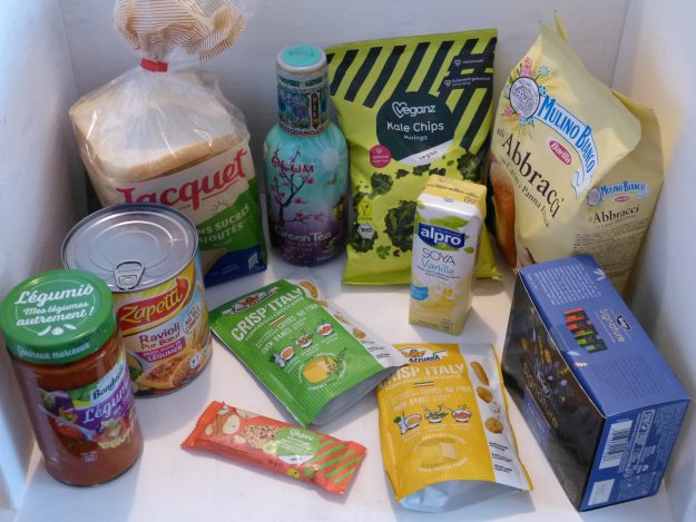 Découvrez la Dégustabox «Saine et Gourmande»