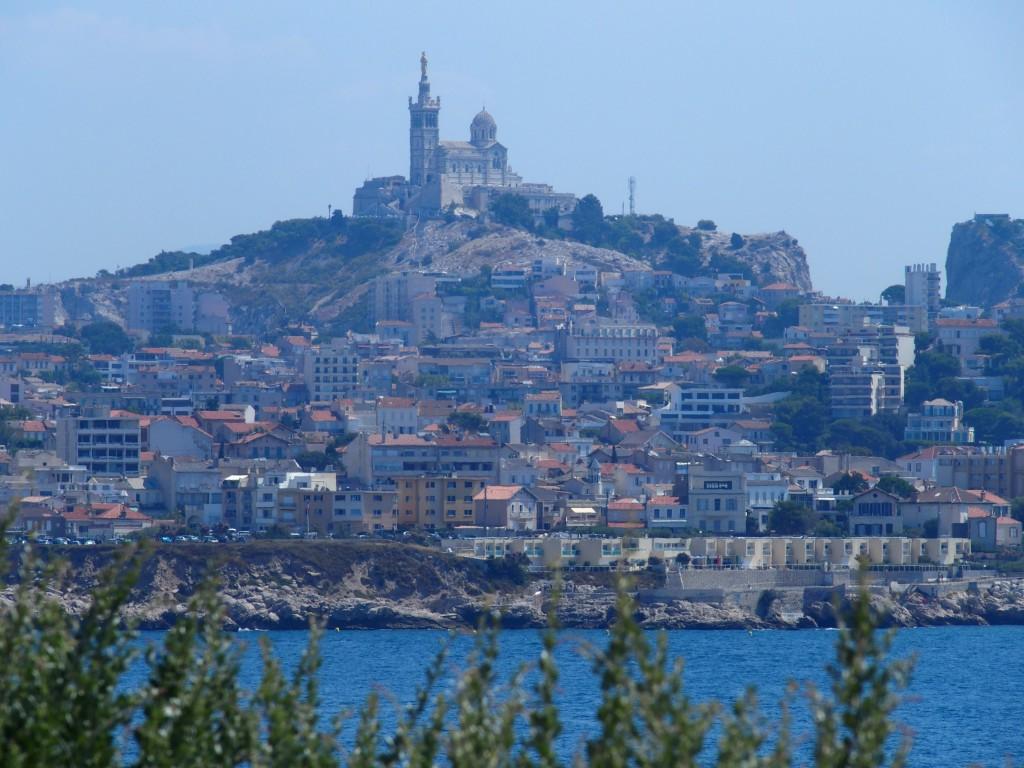 Marseille en face restaurant chateau if