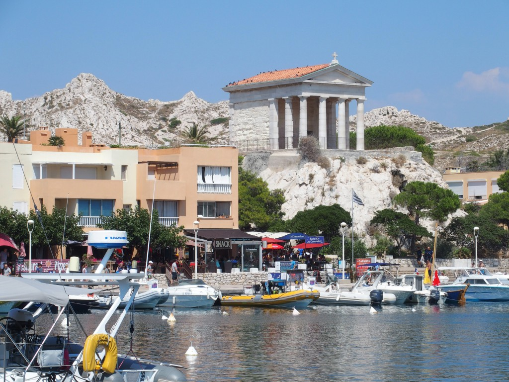 Marseille ile frioul