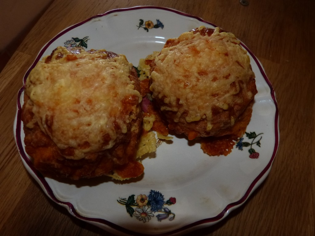 recette scone cheddar