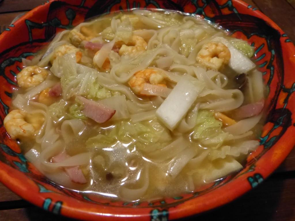 recette ramen soupe japonaise