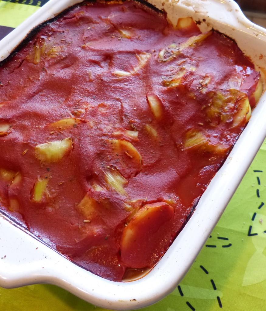 recette maquereau tomate