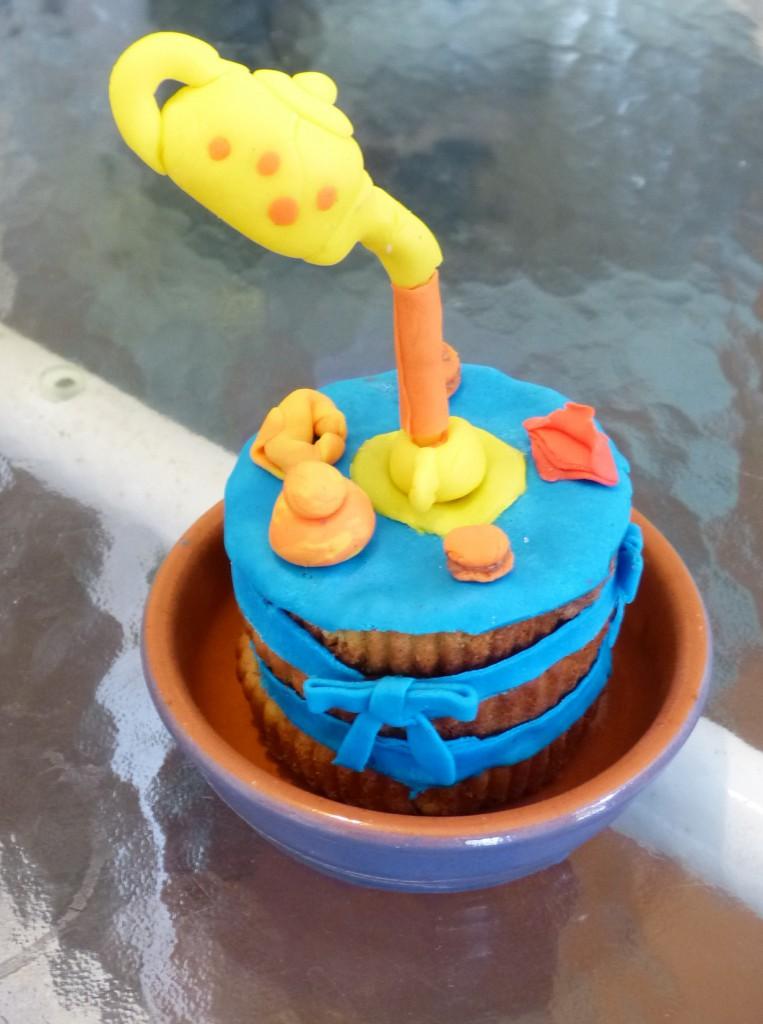 gravity cake pate sucre recette gateau