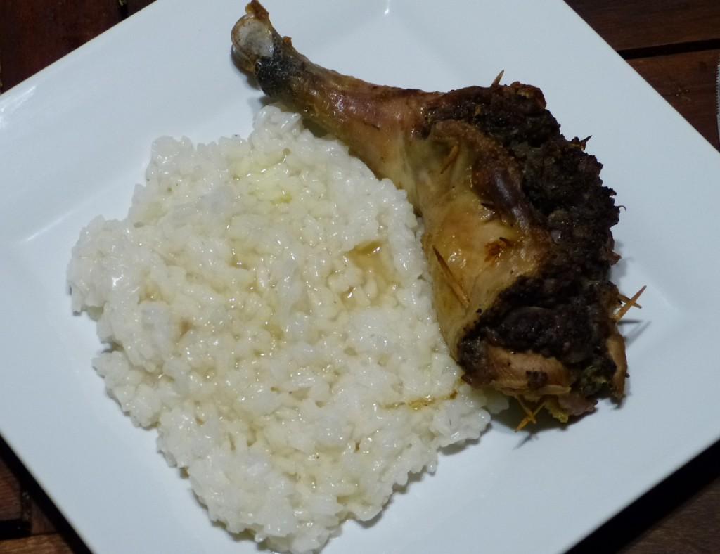 recette cuisse poulet farcie truffe