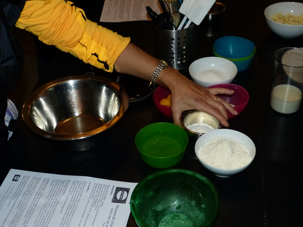 recette mousse chocolat blanc