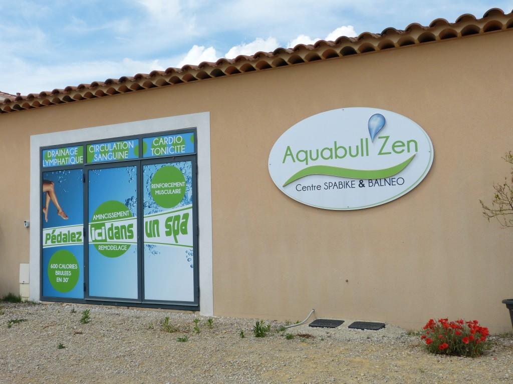 spabike aquabullzen salon provence