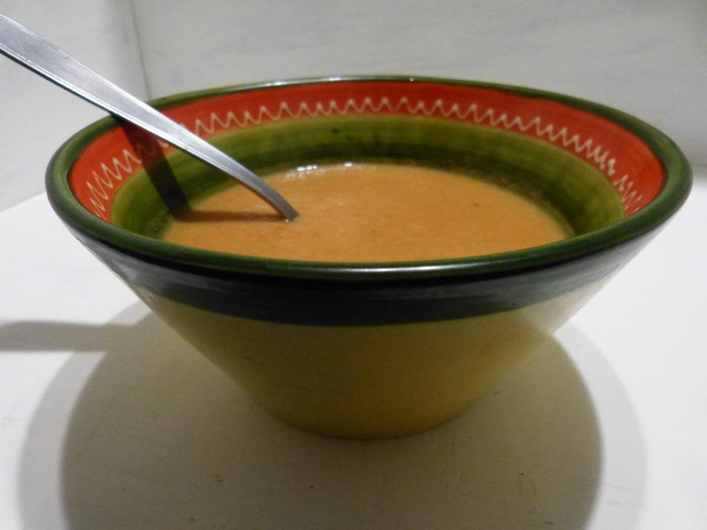 recette veloute soupe banane