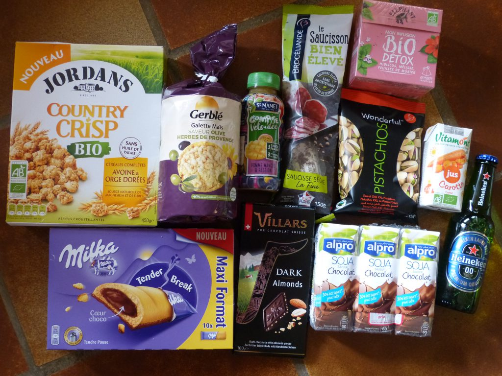 degustabox foodbox avis test