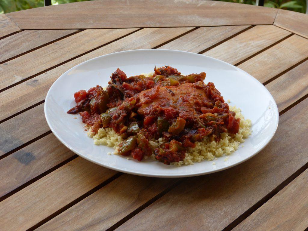 recette tajine poulet olives gourmicom epices
