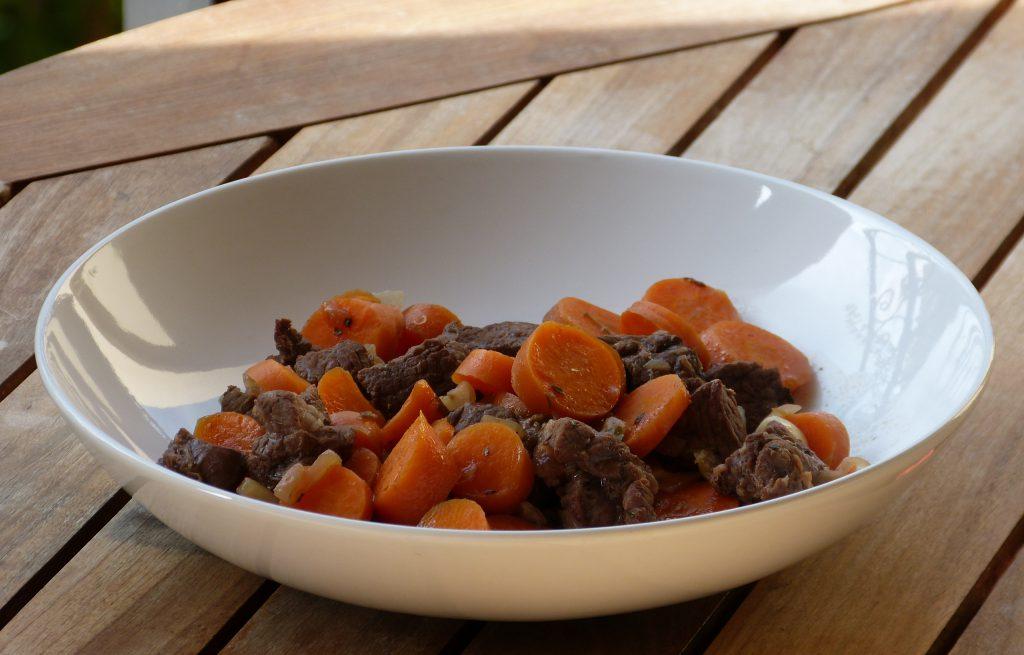 recette boeuf carottes biere