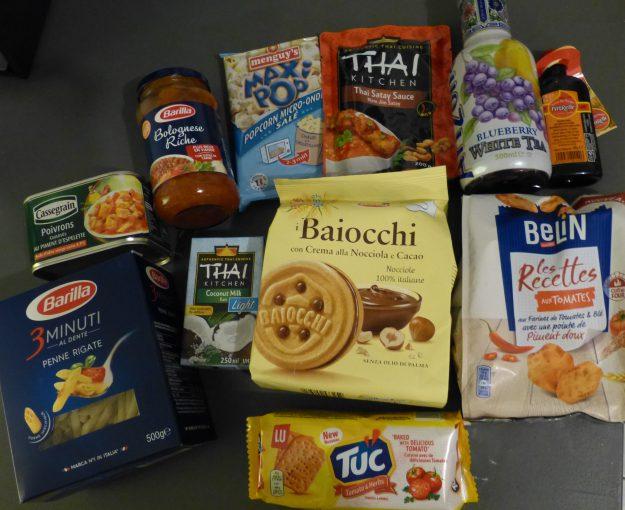 Découvrez la Dégustabox «Cuisinez en famille»