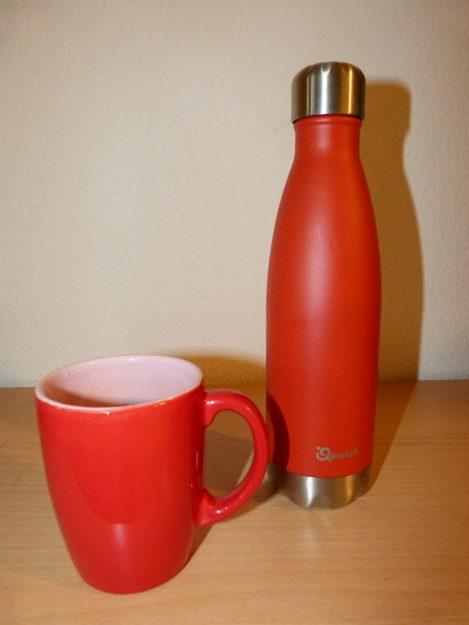 Une idée cadeau originale : la bouteille isotherme Qwetch