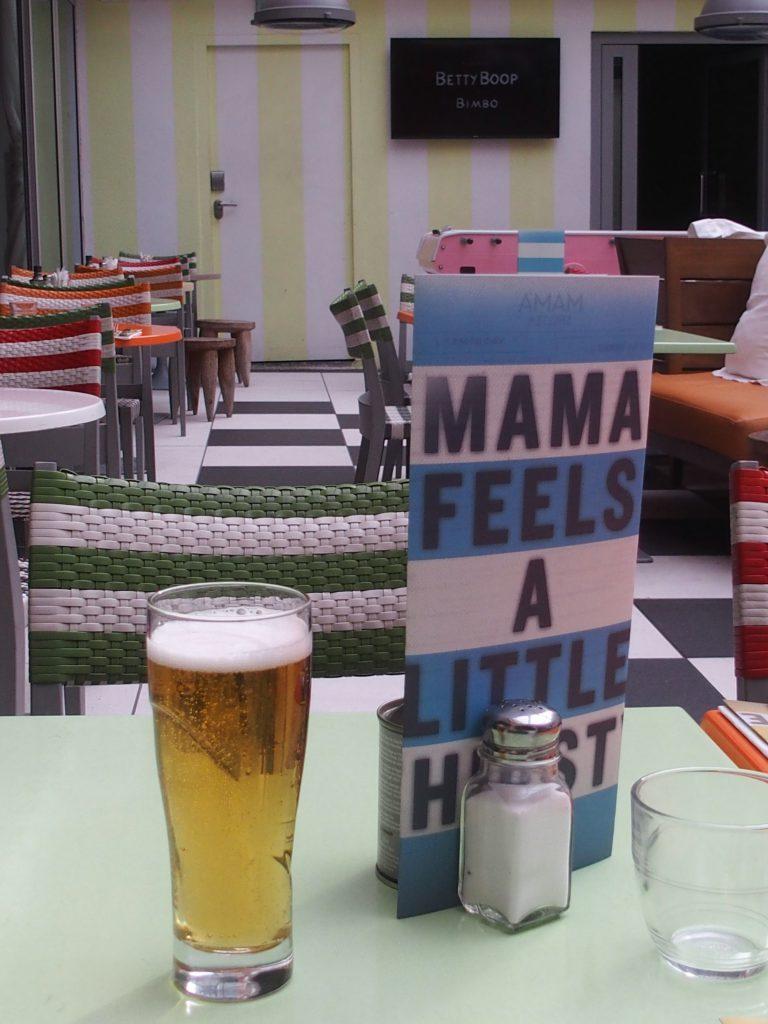 restaurant Mama Shelter Marseille