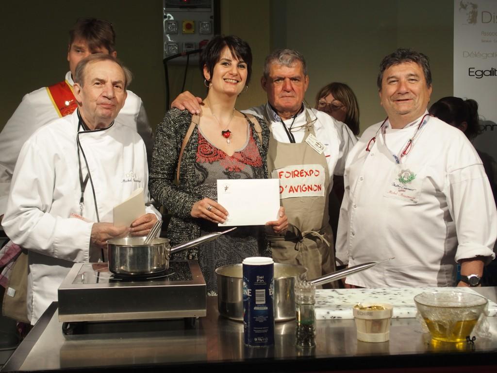 concours cuisine avignon