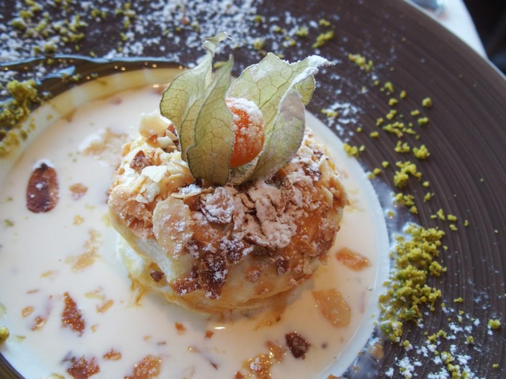 recette ile flottante dessert