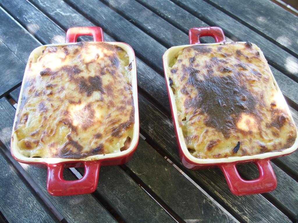 recette gratin endive jambon sans gluten