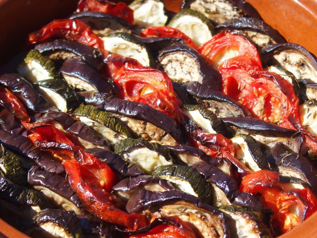 recette tian legumes