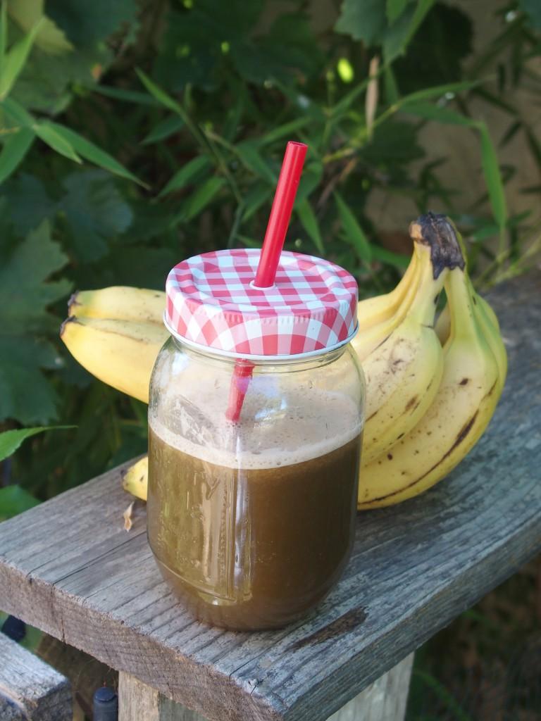 recette jus extracteur banane pastèque