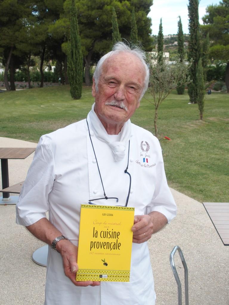 Gui Gedda cuisine provencale
