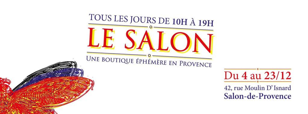 Salon boutique ephemere