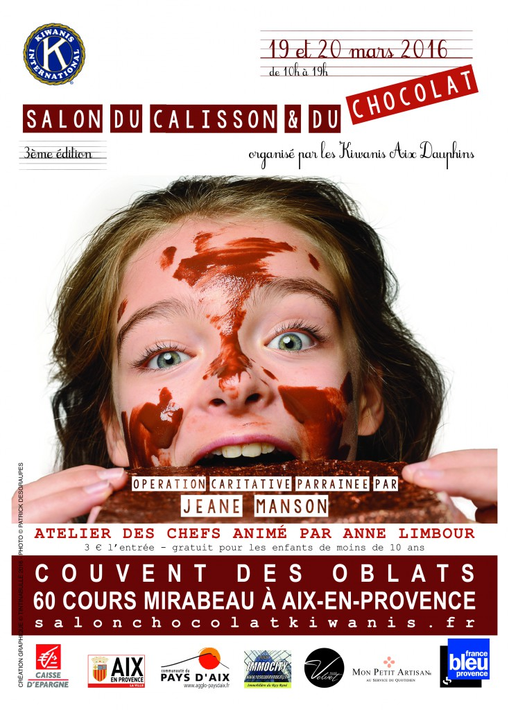salon calisson chocolat aix kiwanis