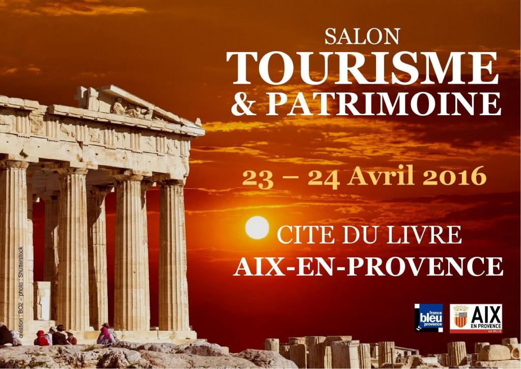 Salon tourisme patrimoine aix provence