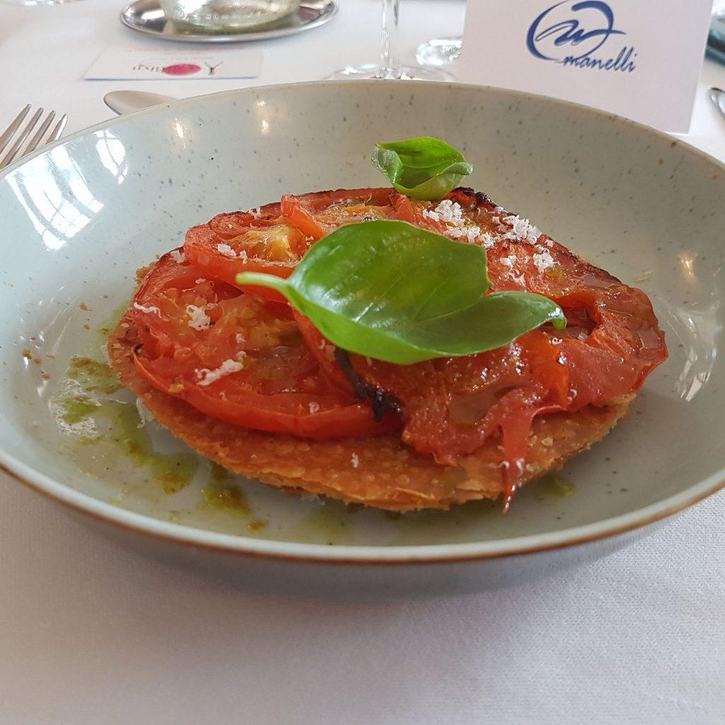 recette tarte tomate pistou