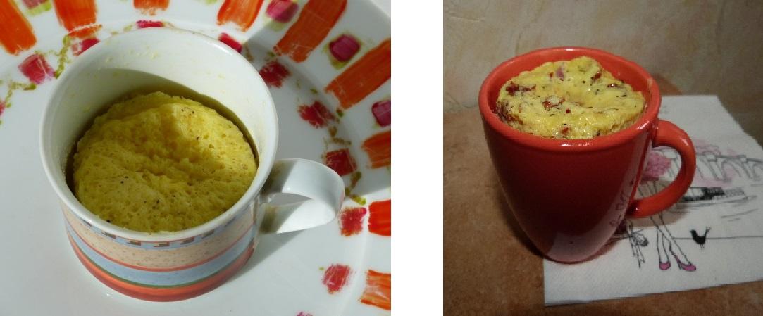 astuce mug cake