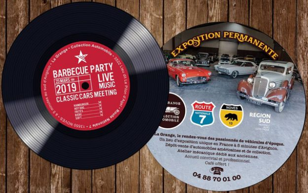 Noves : La « Barbecue Party » s'installe à la Grange le 23 mars