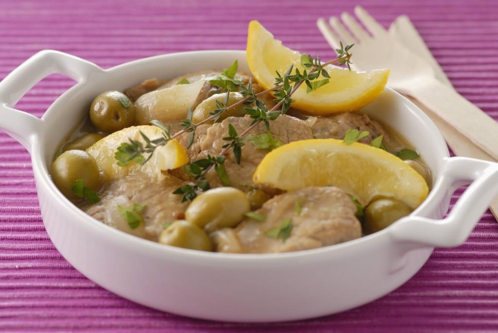 recette blanquette veau citron