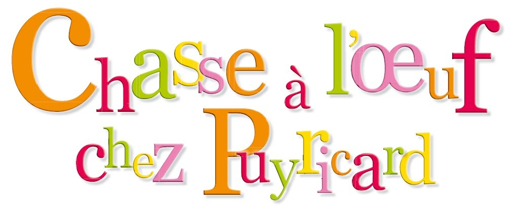 chasse oeufs paques puyricard