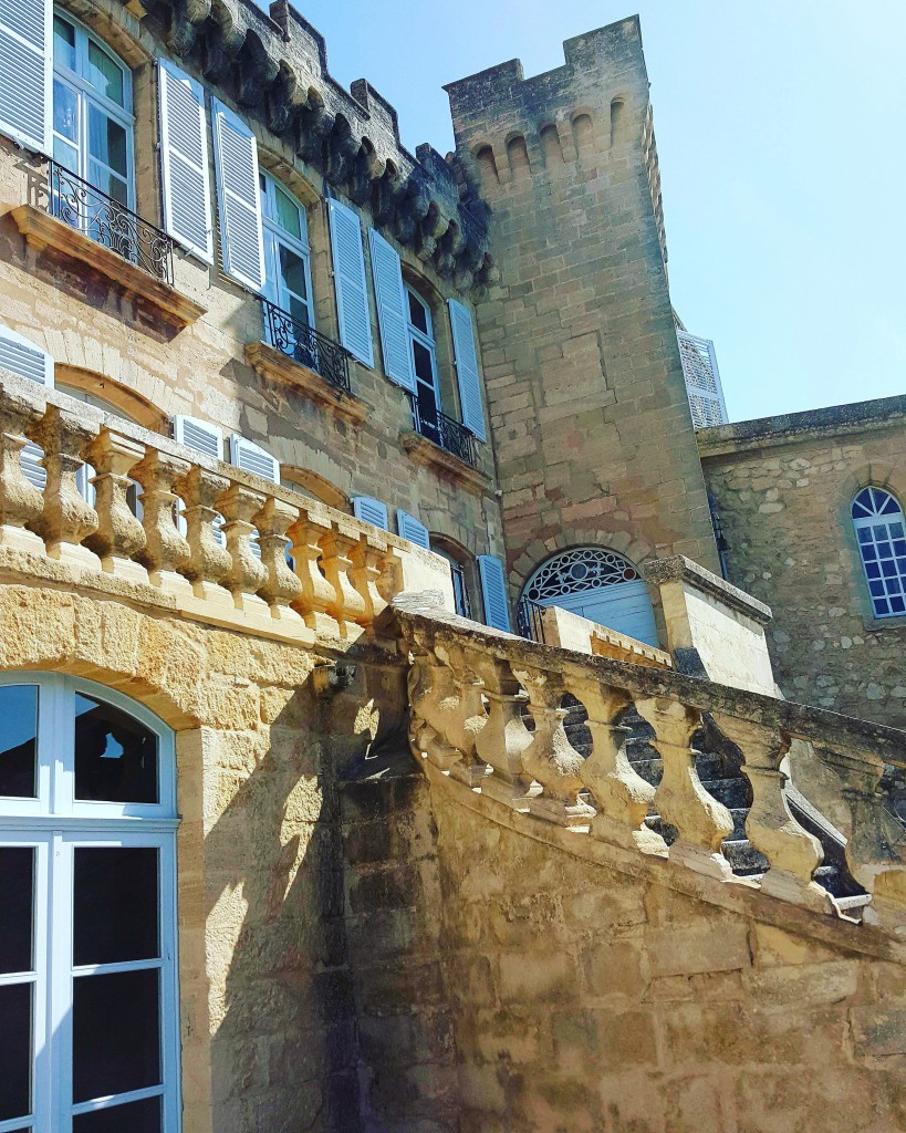chateau la barben provence