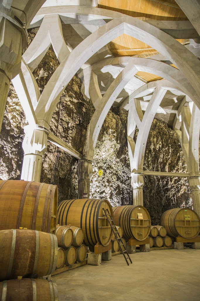 chateau romanin vins provence