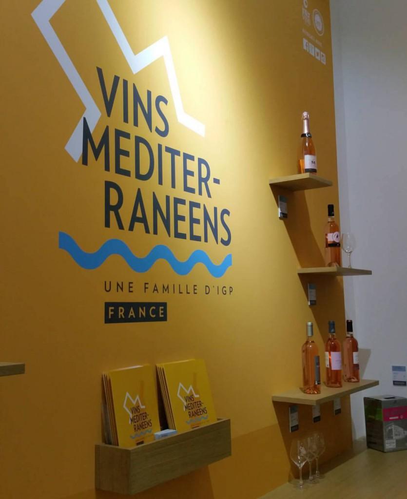 corner vins mediterraneens