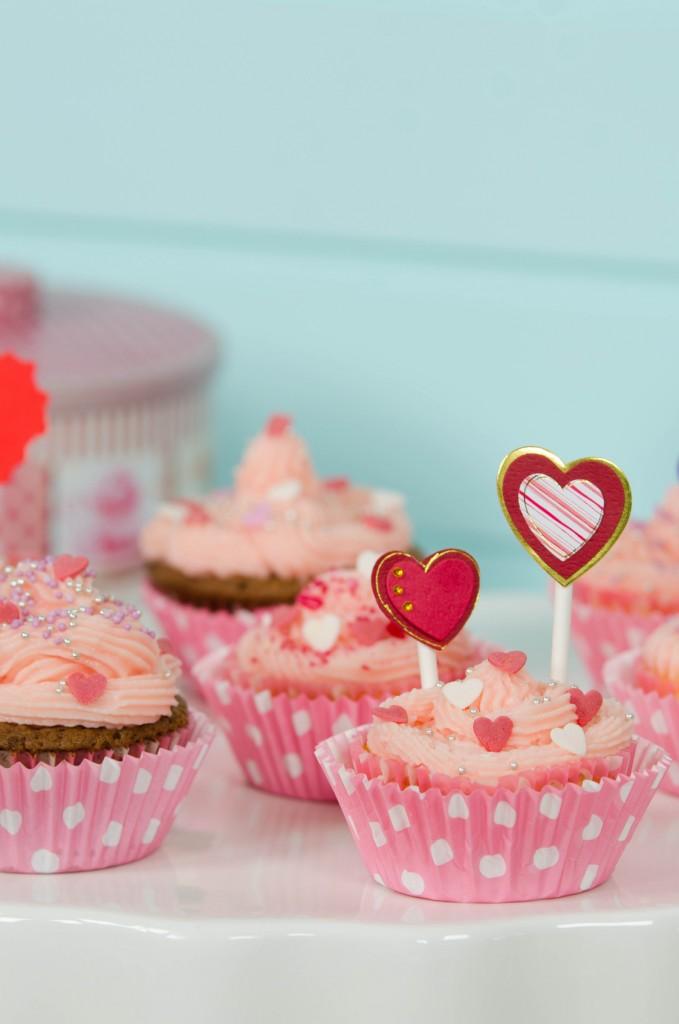 recette cupcake saint valentin