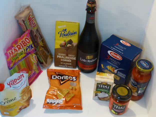 Découvrez la Degusta Box «Cuisiner en famille»