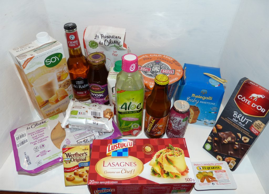 degustabox foodbox avis