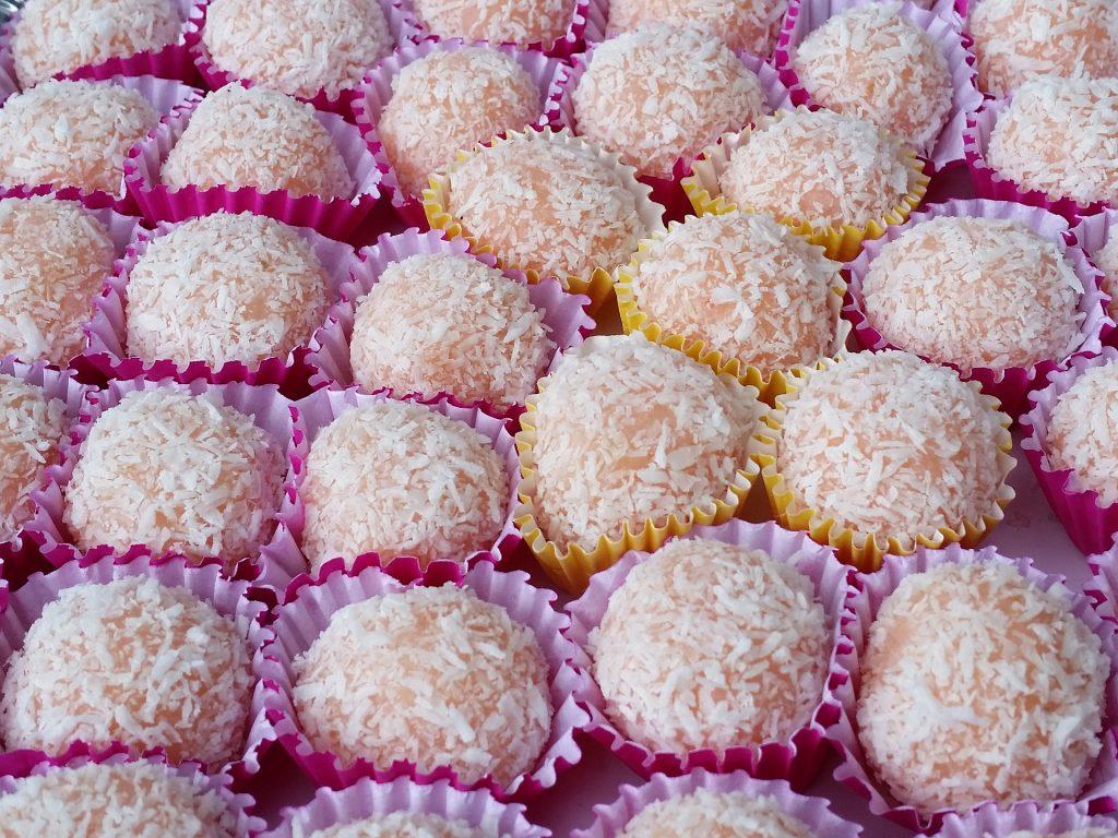 recette boules coco cuisine asiatique