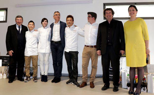 4 jeunes Talents PACA récompensés par le Gault&Millau