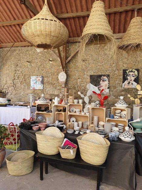 Présentation du Rosé 2018 et Expo Déco au Château Petit Sonnailler