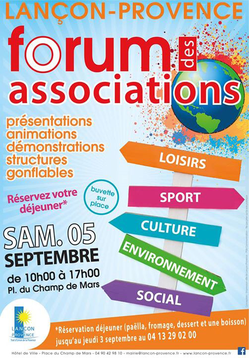 forum associations Lançon