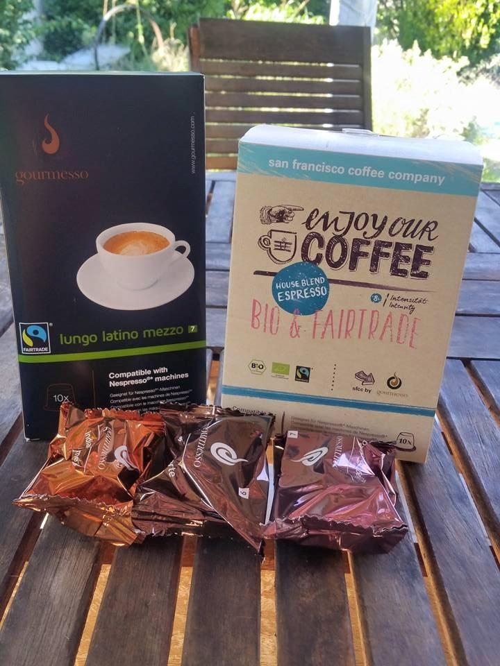 gourmesso capsules nespresso cafe