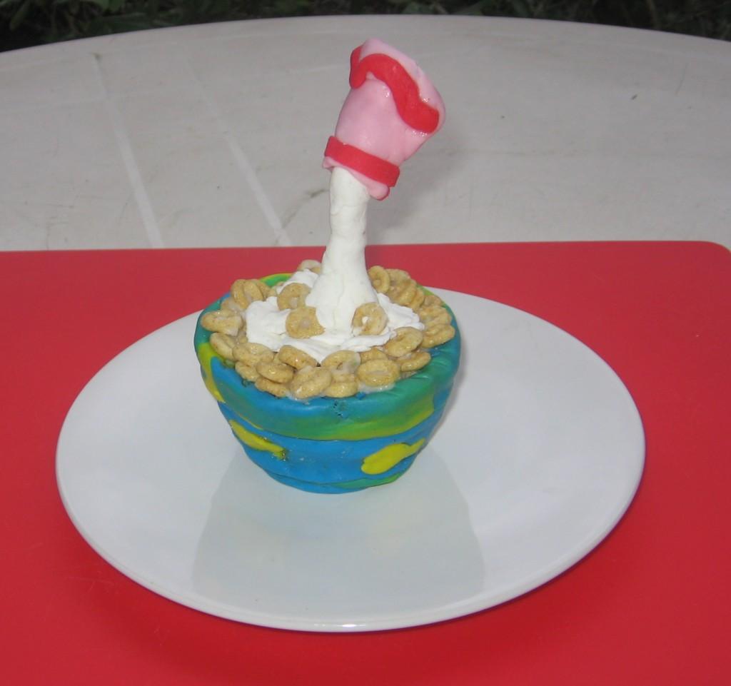 gravity cake bol cereales 2