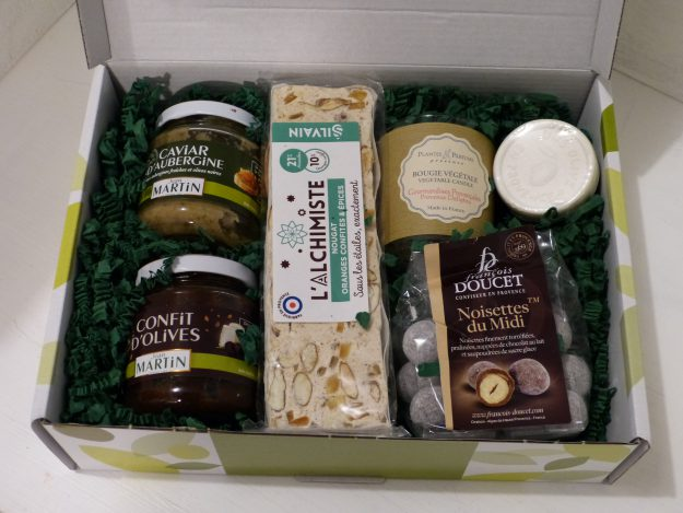 Une jolie idée de cadeau : la «Provence Box de Noël» de Jean Martin