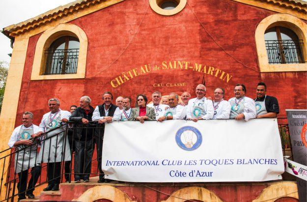 5e Journée des Rencontres Gastronomiques au Château de Saint-Martin à Taradeau (83)