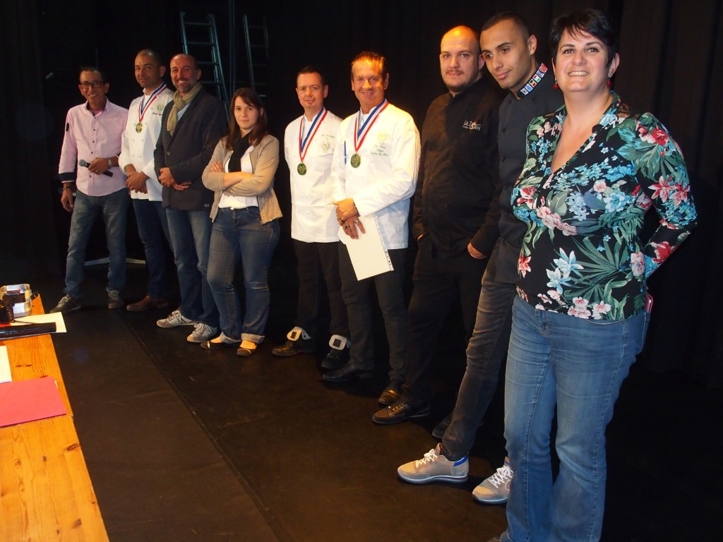 jury concours desserts lancon provence