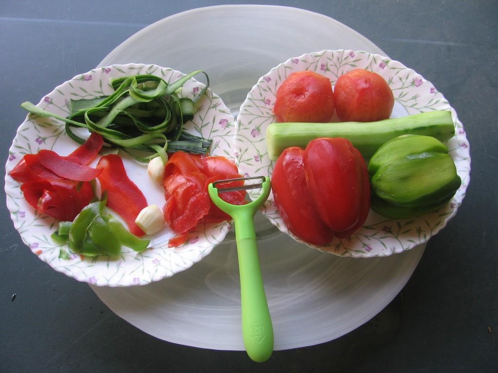 legumes gaspacho