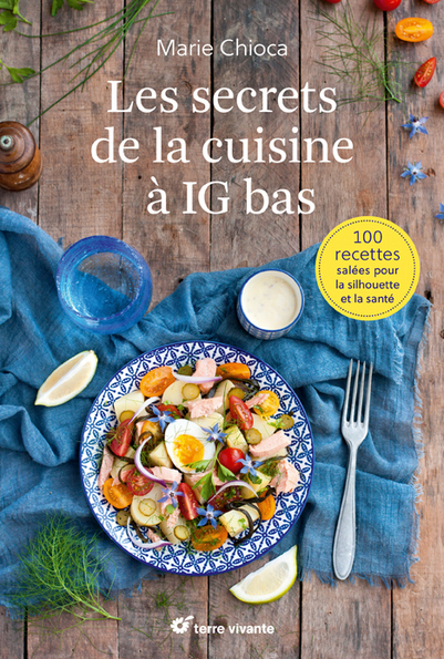 les secrets de la cuisine a IG bas