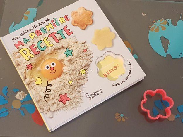 «Ma première recette» par les Editions Larousse Jeunesse